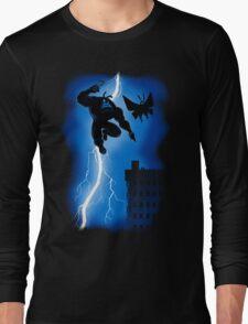 The Blue Mite Returns Long Sleeve T-Shirt