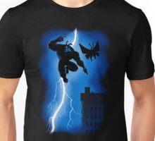 The Blue Mite Returns Unisex T-Shirt