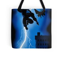 The Blue Mite Returns Tote Bag