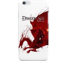 Dragon Age Origins-Logo iPhone Case/Skin