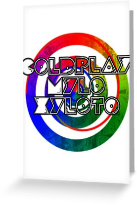 Coldplay - Mylo Xyloto (White) by Maxdoggy