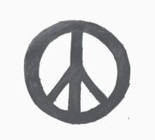 Peace B&W Kids Tee