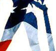 AMERICAN WOMAN Sticker