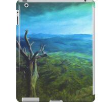Green Hills iPad Case/Skin