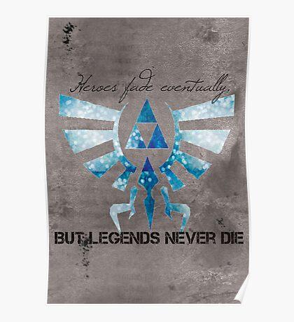 Wind Waker Legend Poster