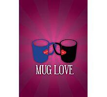 Mug Love Photographic Print