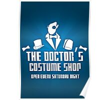 Doctor's Costume Shop Poster