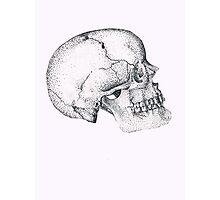 Wilbur Malone the Skull Photographic Print