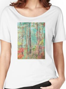 Nature's Colorful Spirit Women's Relaxed Fit T-Shirt