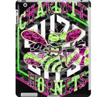 HORNETS BLACK iPad Case/Skin