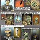 Hugo [plays with zombies] - page 1 by Octochimp Designs