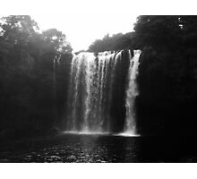 Rainbow Falls from Below Photographic Print