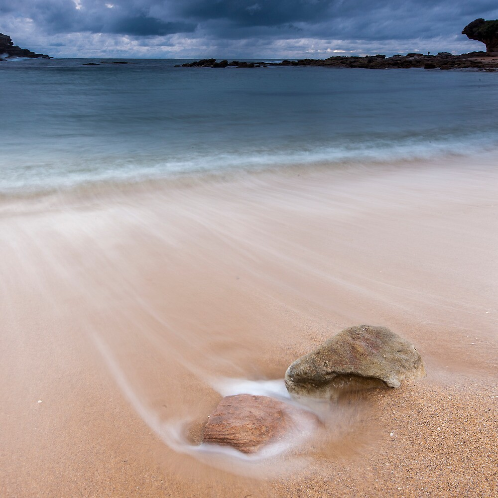 A couple of rocks at Little Bay  by KeithMcInnes