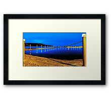 More Than Two Framed Print