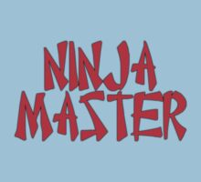 Ninja Master by Chillee Wilson by ChilleeWilson