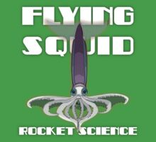 flying squid - rocket science One Piece - Short Sleeve