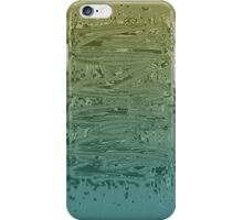 Rippling Waves iPhone Case/Skin