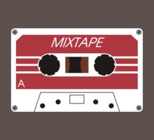 Mixtape Cassette Tape by Chillee Wilson T-Shirt