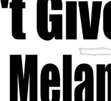 Melanoma Sticker