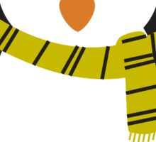 Hufflepuff Penguin Sticker