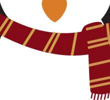 Gryffindor Penguin Sticker