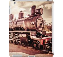 Vintage Train iPad Case/Skin