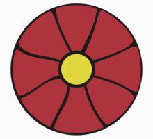 Flower - Red Poppee/ Poinsettiee Kids Tee