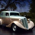 1935 Studebaker Panel Van by TeeMack