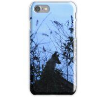 Fox Silhouette iPhone Case/Skin