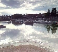 Bristol Harbour by Mjay