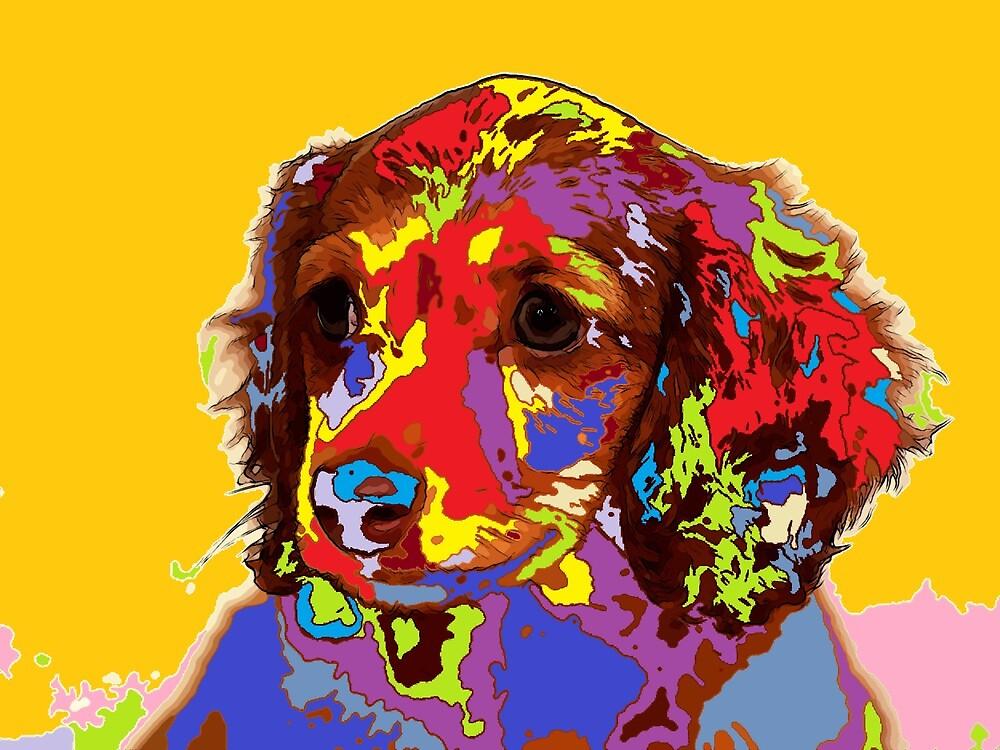 puppy Portrait 2 by adriantovnodtov