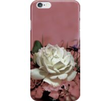 How to Stand Out In a Crowd by I M Rose iPhone Case/Skin