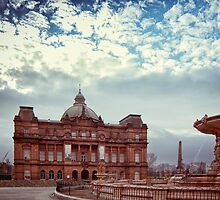People's Palace & Doulton Fountain by Glaspark