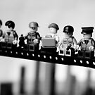 Classics in Lego by Mike Stimpson