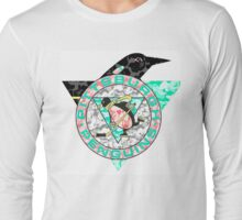 PENGUINS WHITE Long Sleeve T-Shirt