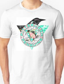PENGUINS WHITE Unisex T-Shirt