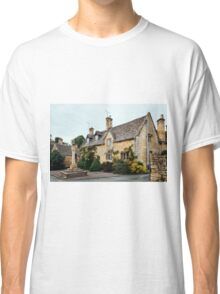 Village house in Stanton, The Cotswolds Classic T-Shirt