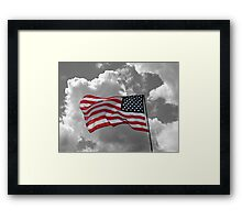 The Colours Of America Framed Print