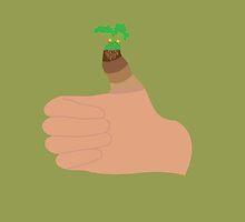 Green Thumbs by IPadilla