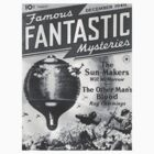 Fantastic Mysteries Magazine December 1940 by babydollchic