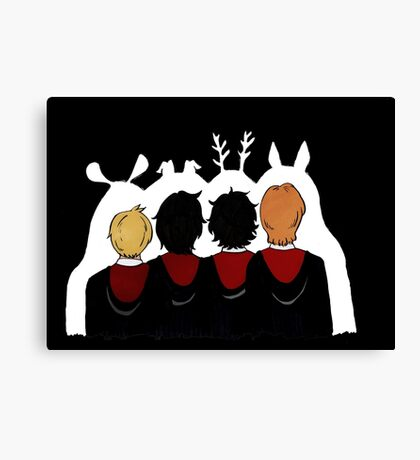 The Marauders Ears Canvas Print