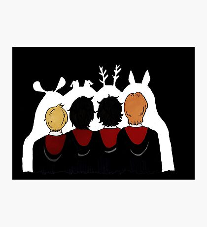 The Marauders Ears Photographic Print