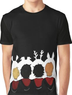 The Marauders Ears Graphic T-Shirt