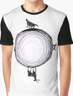Marauders Moon Graphic T-Shirt