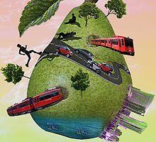 Pear World by IPadilla
