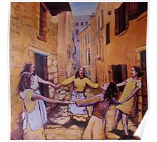 Dance in Chania Poster