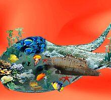 Surreal World by rosahernandez