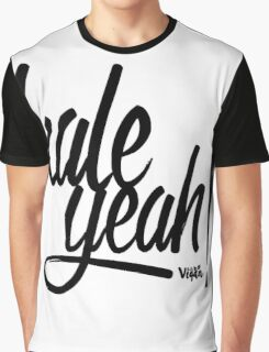 Kale Yeah! Graphic T-Shirt