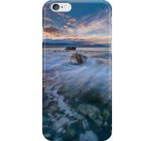 Kaikoura Driftline Blues iPhone Case/Skin