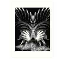 Phoenix from the Ashes Art Print